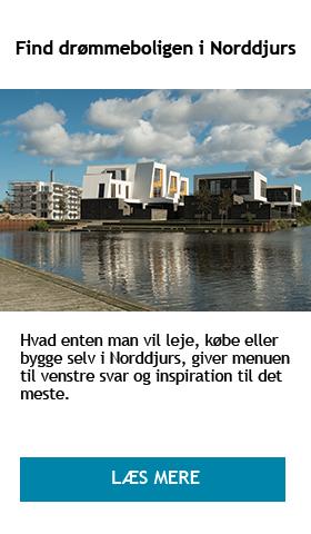 Find drømmeboligen i Norddjurs. Link til bolig.