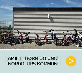 Familie børn og unge på norddjurs.dk