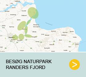 Læs mere om Naturpark Randers Fjord