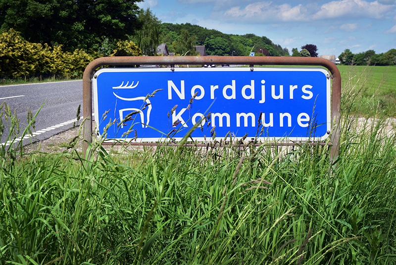 Byskilt Norddjurs Kommune